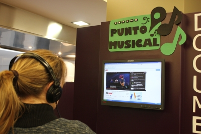 Usuarios no Punto Musical