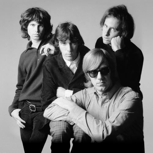 Foto promocional del primer álbum de la banda californiana